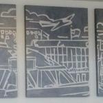 Artist rendering of downtown Norfolk