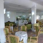 Bar und Restaurant des Hotels