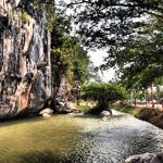 Khao Chaison Hot-Cold Water Ponds