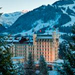 Winter Gstaad Palace