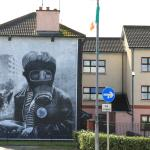 The Bogside Artists Foto