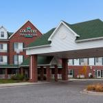 CountryInn&Suites DuluthNorth ExteriorDay