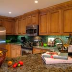 Gourmet Kitchen in a Dolphin Bay Suite