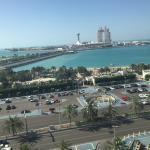 Photo de Hilton Abu Dhabi