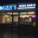 Can's Meze Bar