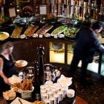 Chamas Brazilian Restaurant Salad Buffet
