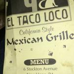 Φωτογραφία: El Taco Loco