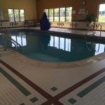My kids had g8 fun on pool