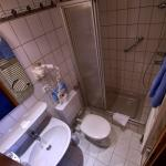 Dusch-Bad, Toilette