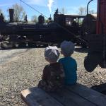 """Seeing No. 3, the """"Back To the Future"""" steam engine is always a treat"""