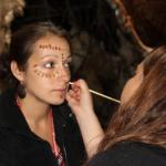 Maquillage préhistorique