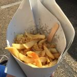 Woolpit fish and chip shop