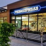 Pizza express Aldershot