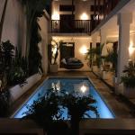 Azul Hotel & Restaurante Foto