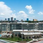 德克薩斯沃思堡醫療中心希爾頓惠庭套房飯店