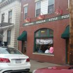 The Pizza House (pay no mind to Spielberg's camera's, lol)