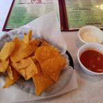Camino Real Chips and Salsa