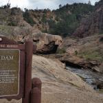 Soda Dam Historical Marker