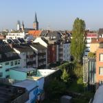 Aussicht Stadtseite