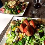 Two of our most popular salads
