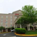 Hampton Inn & Suites Fredericksburg Foto