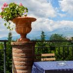 Balcone vista Etna