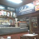 Interior del Bar
