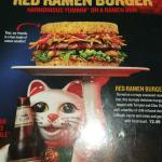 a most unique burger (one that my boys would love btw!)