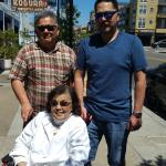 For all ages - Japantown on a brilliant Spring day.