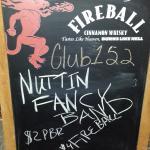 Club 152 and the fun band name