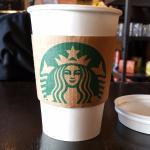 My Coffee at Starbucks Sandusky, OH