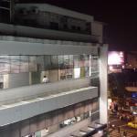 Vista del centro comercial LA ISLA