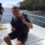 Pre-first dive!