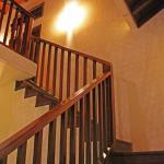 Azul Stairs