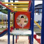 Playground di Taman Pandan Alas