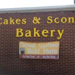 Great coffee, excellent scones, cakes, and cookies!