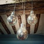 Superbe handmade Copper bulb