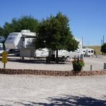 Long Full Hook Up RV Sites