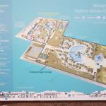 Plan of resort