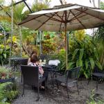 South Kona Fruit Stand Foto