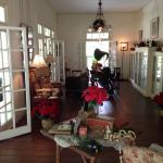 Edison's haus interior