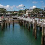 Beautiful town of Russell only a short ferry ride from Paihia