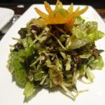 Mandalay Laphet Thoke (Tea leaf salad)