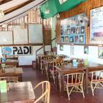 Seating Area in BADLADZ Dive Resort