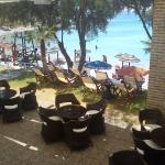 glicorisa beach bar restaurnat