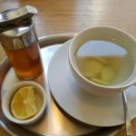 Ginger Tea - Nice!