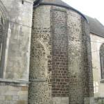 eglise Saint Martin abside antica