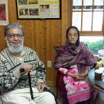 Me and my wife Sabiha