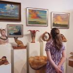 some of the amazing work here. All price points. emerging and experienced artist exceptional wor