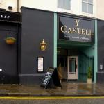 Y Castell/The Castle, Bangor